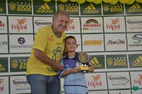 Artilheiro Sub-7: João Gabriel Carvalho – 7 gols