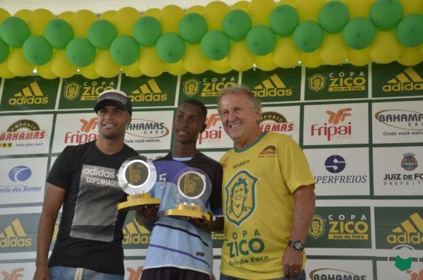 Destaque e Artilheiro Sub 13 - Pedro Henrique Caetano da Silva – JF Soccer