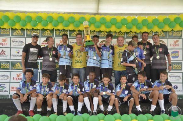Campeão Sub 13: JF Soccer