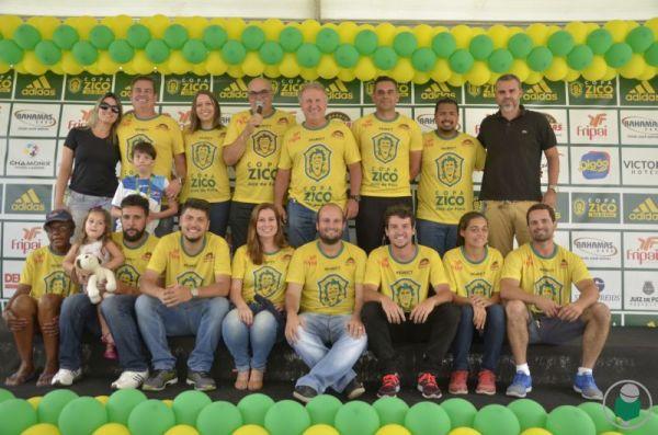 Equipe da Copa Zico Verão Juiz de Fora