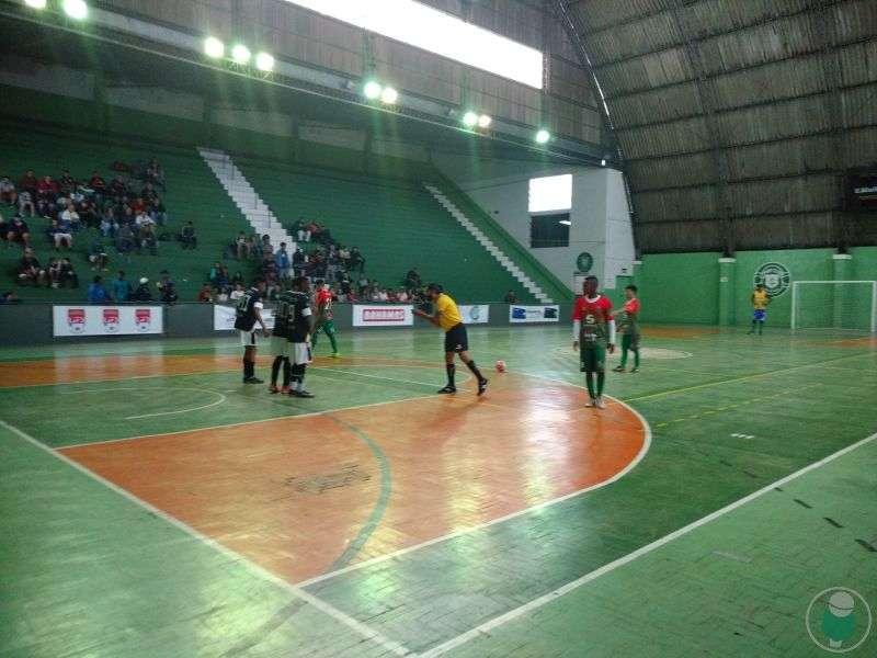 Copa Prefeitura Bahamas de Futsal define últimos campeões de 2018