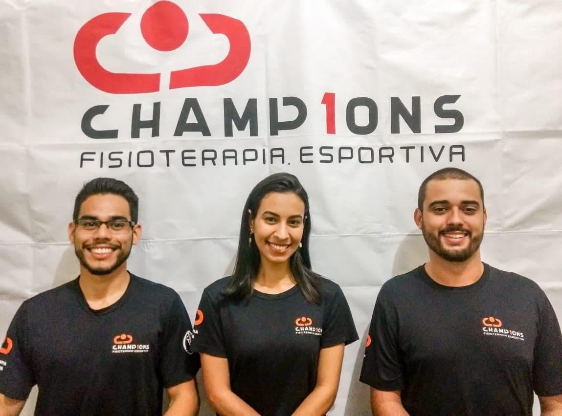 Outra novidade! IOR e Champ1ons: parceria para bem estar dos participantes