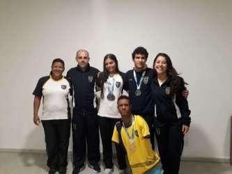 Natação paralímpica do Clube Bom Pastor brilha em novo Ranking
