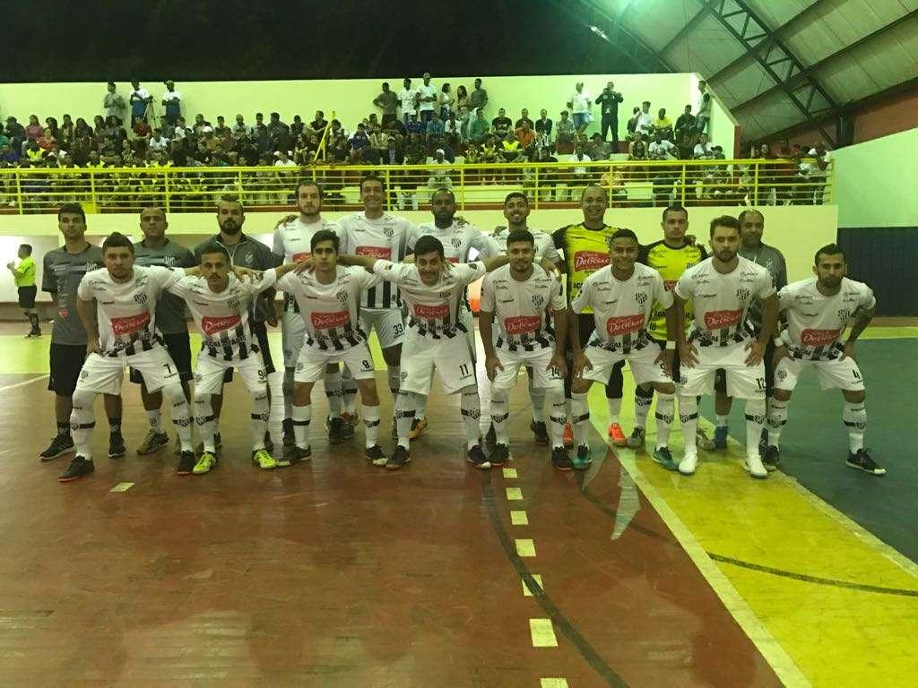 Em casa! Tupi Futsal espera jogar em JF fase final do Mineiro do Interior