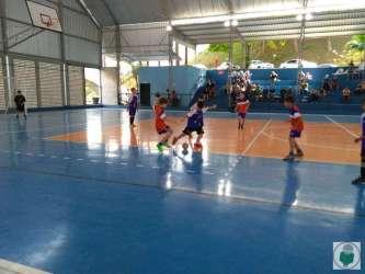 Copa Toque de Bola agitou a Arena CCC no sábado