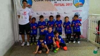Eles estão de volta! Começa a sexta Copa Toque de Bola de Futsal