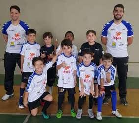 Escola de Futebol Welington Fajardo