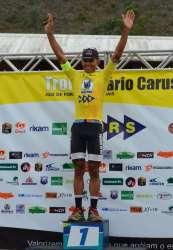 Felipe Marques venceu entre os homens