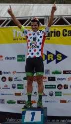 Vavá Oliveira foi o vencedor na montanha