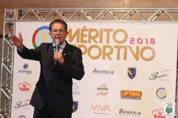 Presidente do Panathlon Distrito Brasil, Pedro Souza