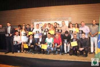 Os agraciados com o Mérito Esportivo Panathlon 2018