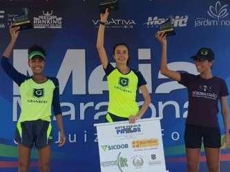 Já viu resultados da meia maratona?