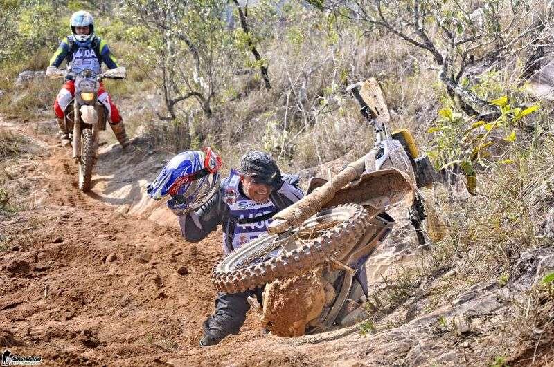 Prova de motos: mais desafiadora da história