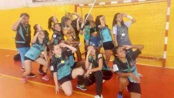 Handebol São Pedro campeão no Rio!