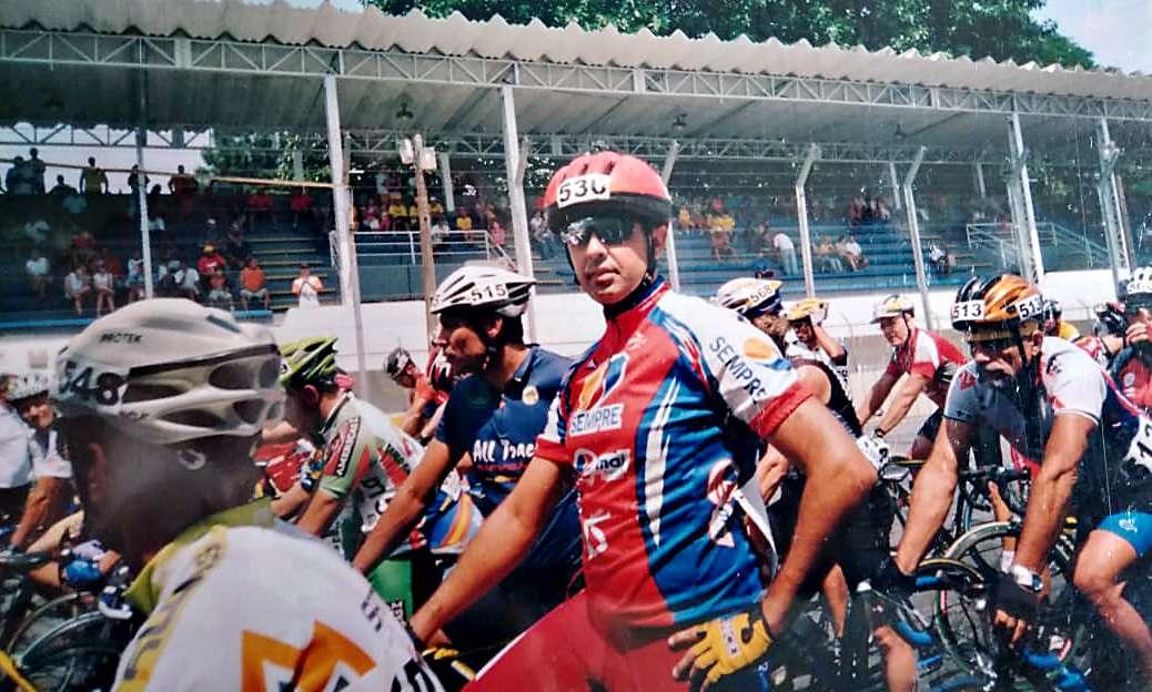 Especial: Chicão Serdeira e os 40 anos de ciclismo