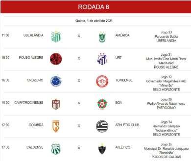 Campeonato Mineiro volta a ser jogado mesmo com Onda Roxa