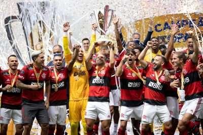 Flamengo é conquista título da Supercopa do Brasil