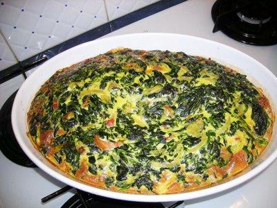 Omelette Aux Pinards La Recette Facile Par Toqus 2 Cuisine