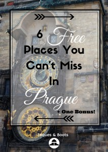 6 Free Places You Can't Miss In Prague