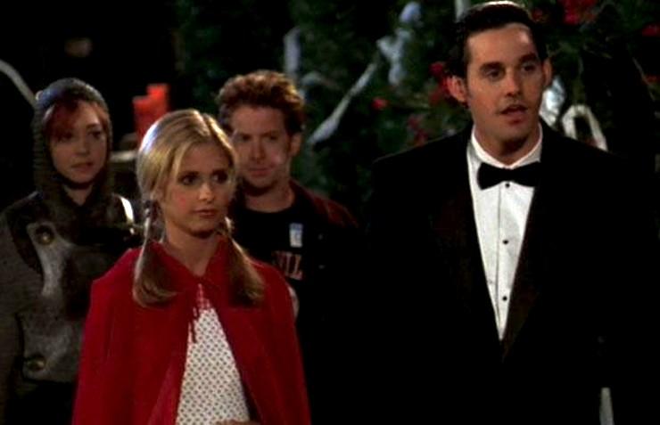 Buffy the Vampire Slayer, Halloween, Little Red Riding Hood, Fear Itself