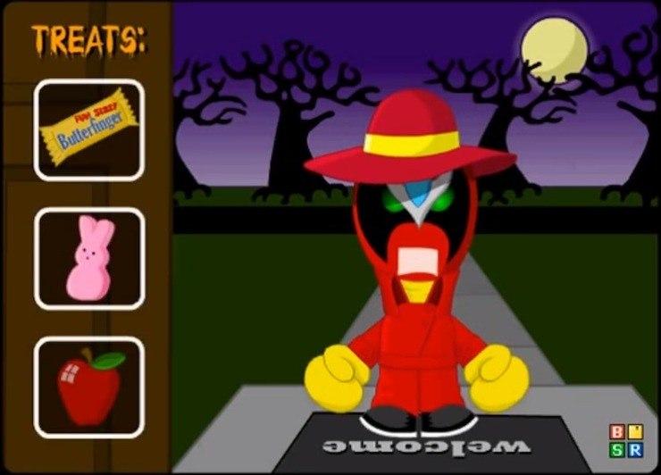 Homestar Runner, Halloween, 2001