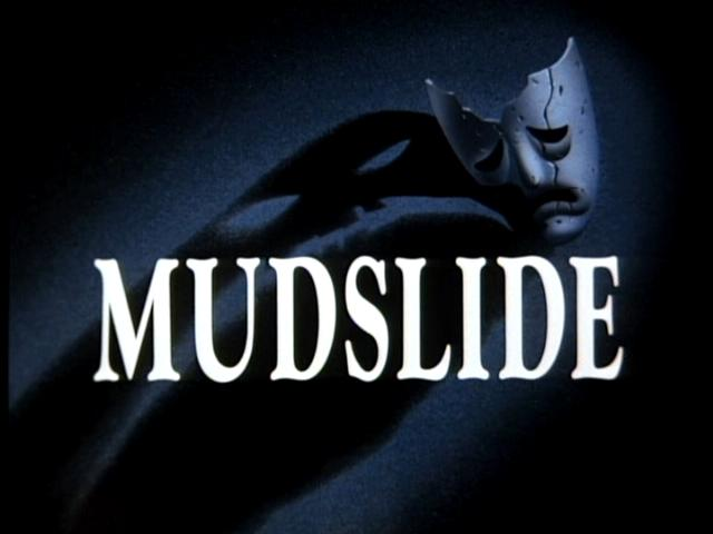 Batman The Animated Series Rewatch The Man Who Killed Batman Mudslide