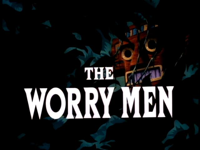 Batman The Animated Series Rewatch Read My Lips & The Worry Men