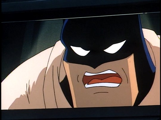 Batman: The Animated Series Rewatch: