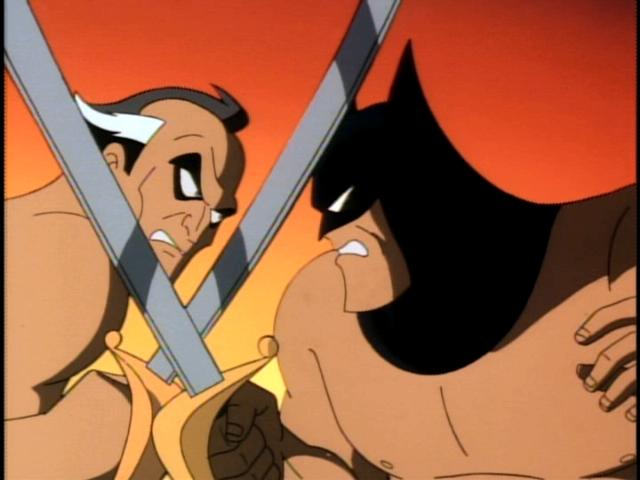 Batman: The Animated Series Rewatch: The Demon's Quest Part 1 and 2