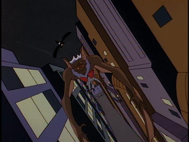 Batman: The Animated Series Rewatch: Day of the Samurai & Terror in the Sky