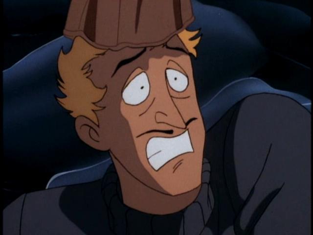 Batman the Animated Series Nivens