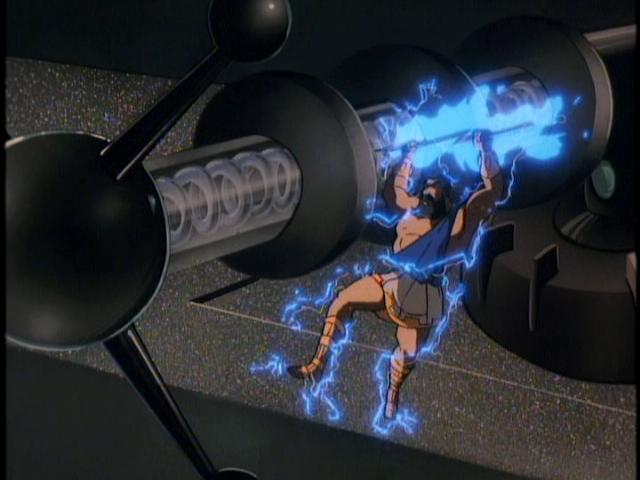 Batman: The Animated Series Rewatch: His Silicon Soul & Fire from Olympus