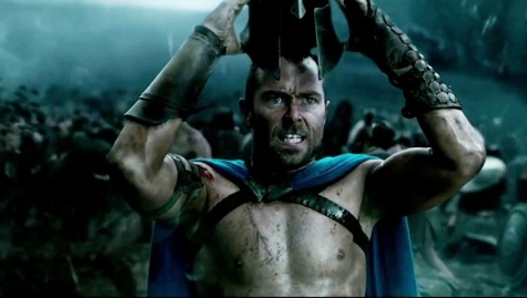 300: Rise of an Empire, Themistokles