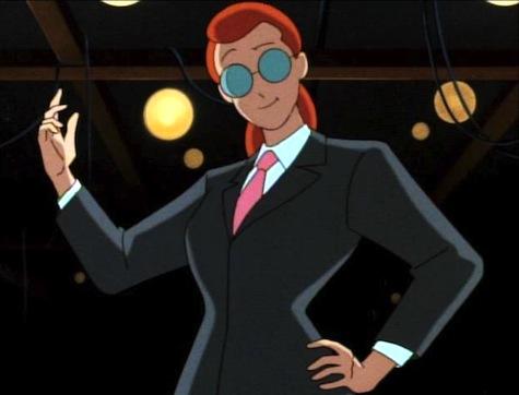 Batman the Animated Series, Mariam