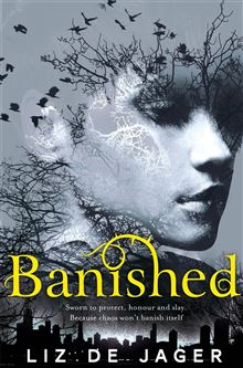 Liz de Jager Banished