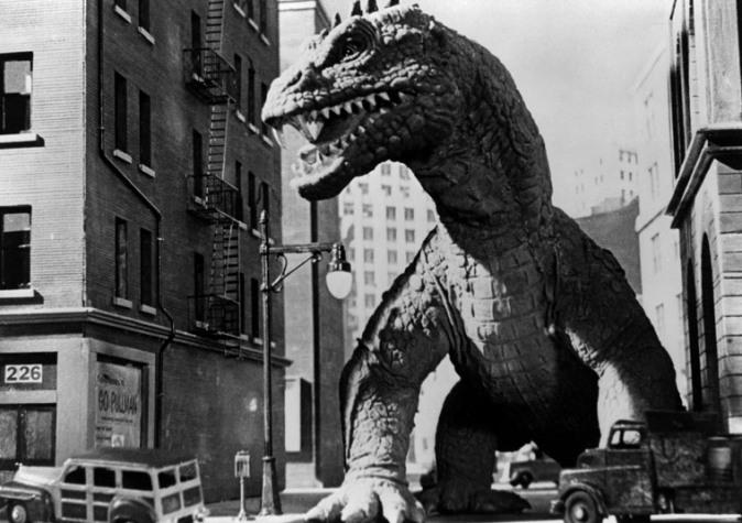 Ray Harryhausen classic monsters of film-land