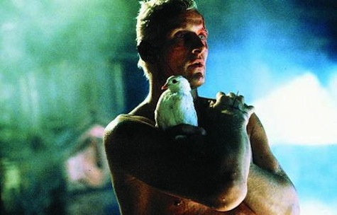 Blade Runner replicant Rutger Hauer