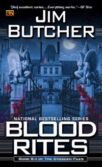 The Dresden Files Reread: Book 6, Blood Rites