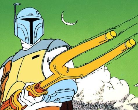 Boba Fett Star Wars Holiday Special