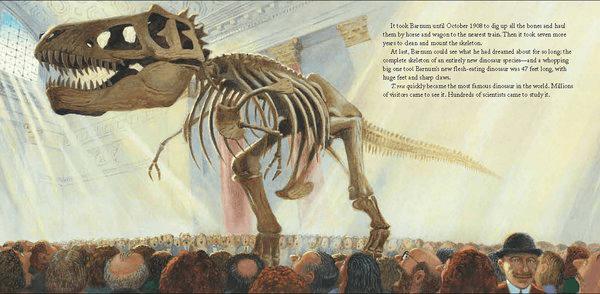 Boris Kulikov artwork from Branum's Bones.