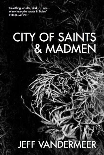City of Saints and Madmen Jeff VanderMeer interview Tor UK reissue