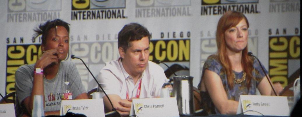 2011 San Diego Comic Con Archer panel