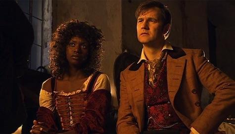 Doctor Who Jackson Lake Rosita