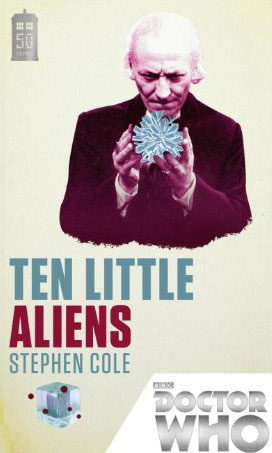 Beautiful Retro Doctor Who Books Reissued for 50th Anniversary