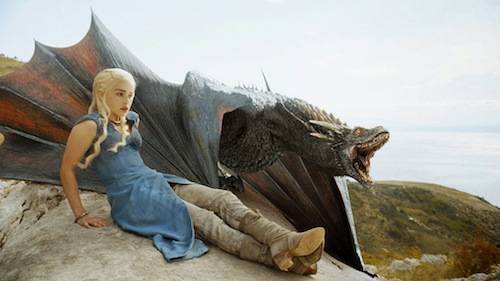 Daenerys Drogon Game of Thrones Dragon