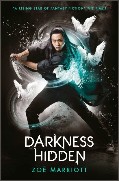 Darkness Hidden (The Name of the Blade #2) by Zoë Marriott