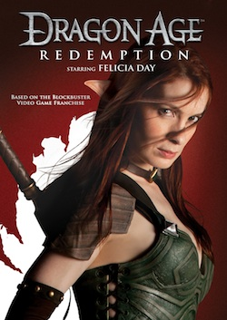 Win Dragon Age: Redemption signed by Felicia Day