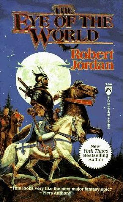 Eye of the World Robert Jordan Wheel of Time
