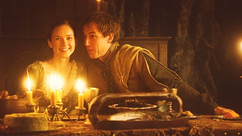 Edmure Tully Roslin Frey Game of Thrones