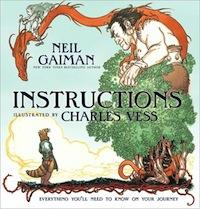 Neil Gaiman Instructions